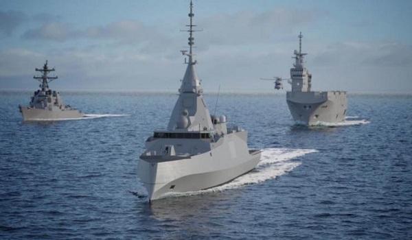 Τριμερής ναυτική άσκηση στην κυπριακή ΑΟΖ  «απάντηση» στην Τουρκία
