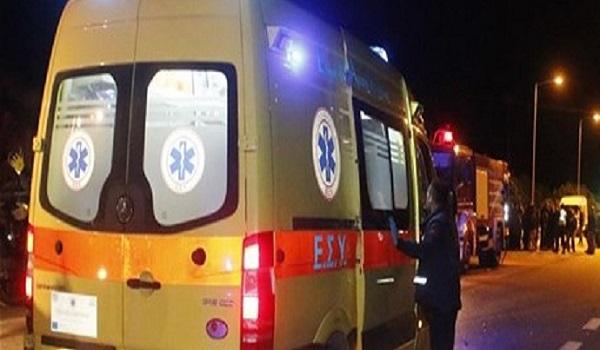 Αυτοκίνητο παρέσυρε 3χρονο αγοράκι στη Λαμία