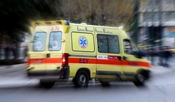 Κρήτη:  Νεκρή πεζή γυναίκα που παρασύρθηκε από αυτοκίνητο