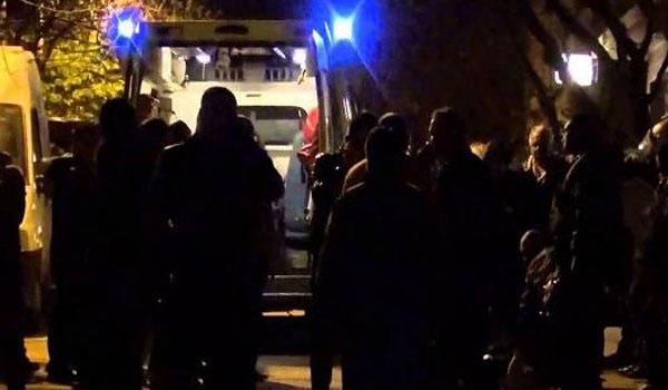 Τραγωδία στη Θεσσαλονίκη: Τρεις νεκροί και δώδεκα τραυματίες σε τροχαίο στον Λαγκαδά