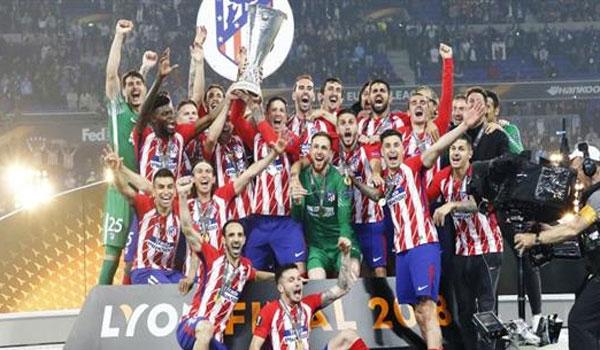 Europa League: Το άξιζε και το σήκωσε η Ατλέτικο Μαδρίτης