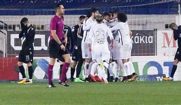 Ο Ατρόμητος στα προημιτελικά του Κυπέλλου Ελλάδας