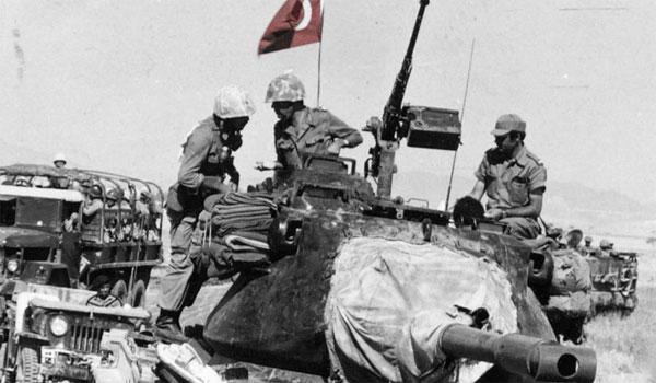 Αττίλας: 44 χρόνια από την τουρκική εισβολή στην Κύπρο