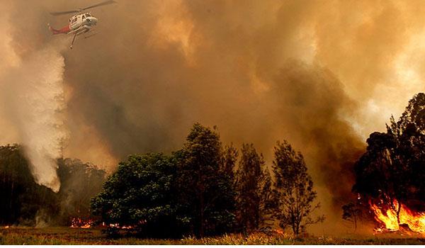 Καταστροφικές πυρκαγιές στην Αυστραλία: Δύο νεκροί δεκάδες τραυματίες και επτά αγνοούμενοι