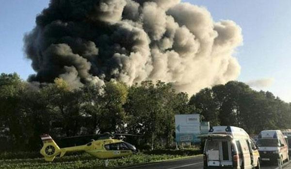 Αυστρία: Έκρηξη κοντά στο αεροδρόμιο του Λιντς - Πληροφορίες για τραυματίες