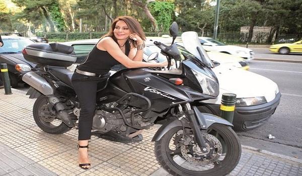 Ρίκα Βαγιάνη: Η πολύπλοκη οικογένειά της και η φωτογράφιση για το Playboy