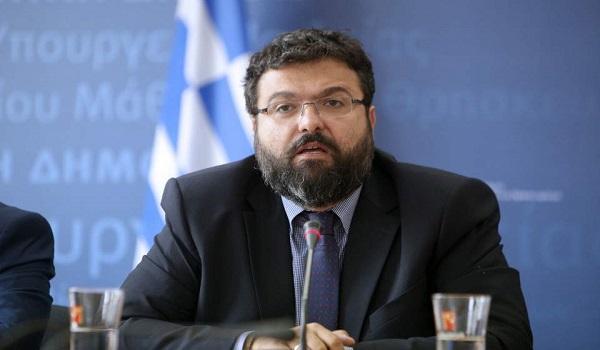 Ο Βασιλειάδης καλεί εκτάκτως σε σύσκεψη Ολυμπιακό, Παναθηναϊκό και ΑΕΚ