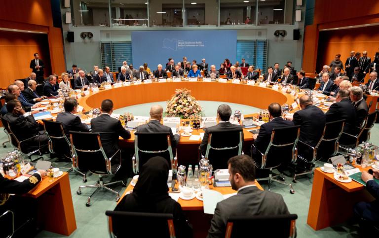 Διάσκεψη Βερολίνου: Έντονο παρασκήνιο - Όλες οι εξελίξεις live