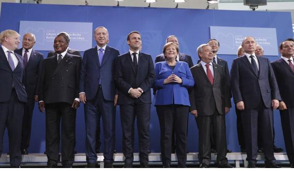 Διάσκεψη του Βερολίνου: Τι συμφώνησαν - Ποια η θέση των ΕΕ, ΗΠΑ, Ρωσίας και της πλευράς Χαφτάρ