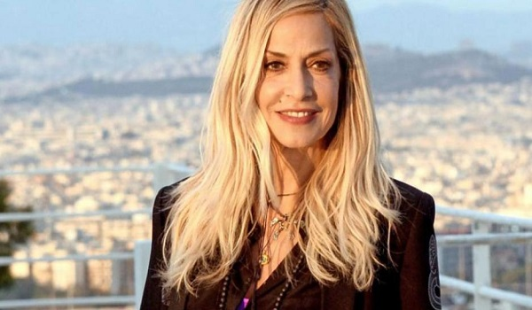 Η Άννα Βίσση κατεβαίνει υποψήφια στις ευρωεκλογές στην Κύπρο