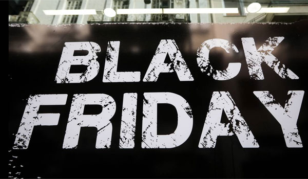 Πώς ψωνίζουν οι Έλληνες τη Black Friday; 29 Νοεμβρίου 2019