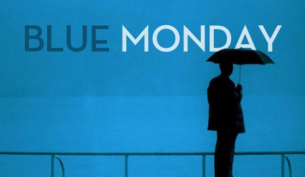Σήμερα δεν είναι μια τυχαία Δευτέρα! Είναι Blue Monday
