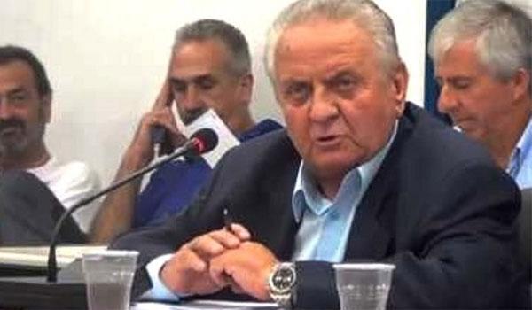 Βόλος: Έφυγε από την ζωή ο επί 16 χρόνια δήμαρχος Αλμυρού Σπύρος Ράππος