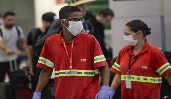 Βραζιλία-Covid-19: 641 θάνατοι, σχεδόν 25.000 κρούσματα σε 24 ώρες