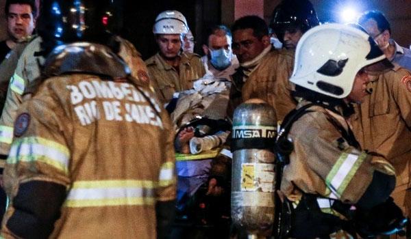 Βραζιλία: Ένας νεκρός σε πυρκαγιά σε νοσοκομείο στο Ρίο ντε Ζανέιρο
