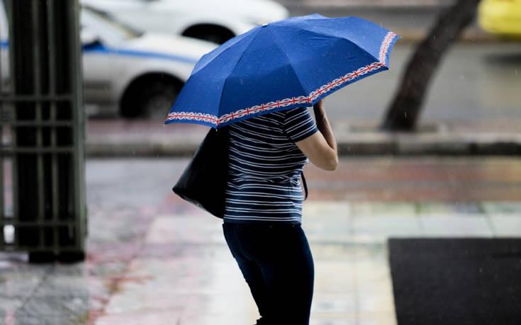 Βροχερός ο καιρός σε όλη τη χώρα - Πού θα είναι πιο έντονα τα φαινόμενα