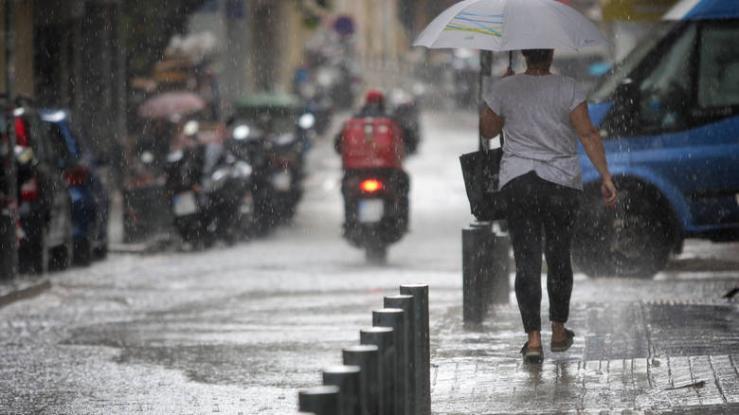 Κακοκαιρία σε όλη τη χώρα την Τρίτη - Καταιγίδες και στην Αττική