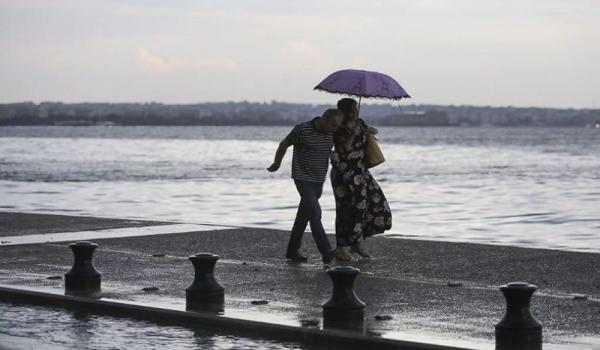 Ραγδαία αλλαγή του καιρού: Έντονα κατά τόπους φαινόμενα