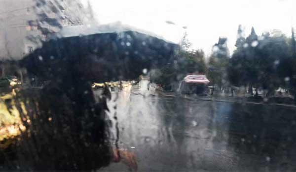 Χαλάει ο καιρός από το βράδυ. Που αναμένονται βροχές και χιόνια. Θυελλώδεις άνεμοι στο Αιγαίο