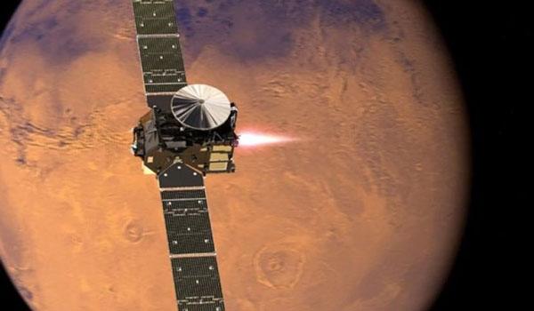 Μυστήριο στον Άρη - Χάθηκε το μεθάνιο που είχε βρει το Curiosity της NASA