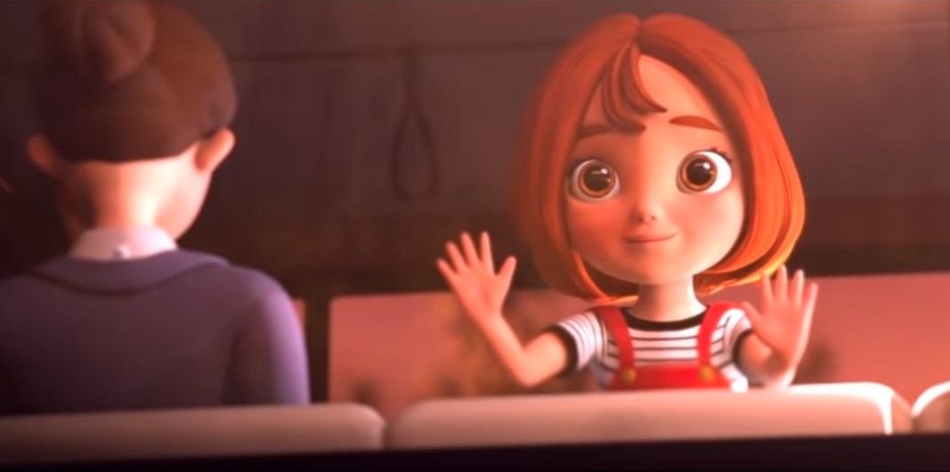 Δείτε τις ζωγραφιές των παιδιών σας! Θα καταλάβετε πολλά! Animation