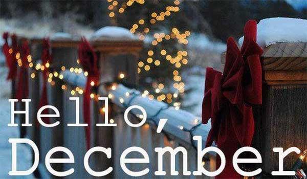 Καλό μήνα! Μάθετε τα πάντα για τον Δεκέμβριο