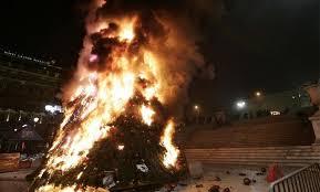 Απόφαση σταθμός: Ευθύνες στην ΕΛΑΣ για τις ζημιές στην Αθήνα τον Δεκέμβρη του 2008