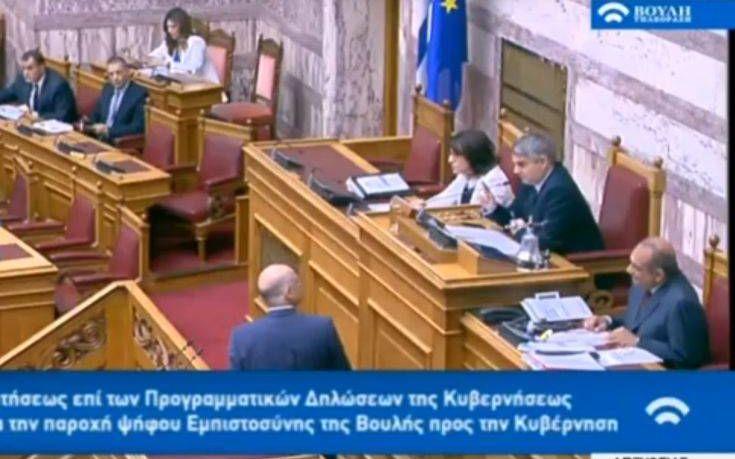 Η διαπραγμάτευση στη Βουλή για τον χρόνο και η ΠΑΣΟΚική σκληρότητα