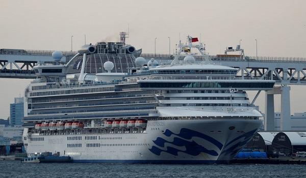 Κοροναϊός: Δεκάδες επιβάτες από το Diamond Princess με «συμπτώματα» πολλές ημέρες αργότερα