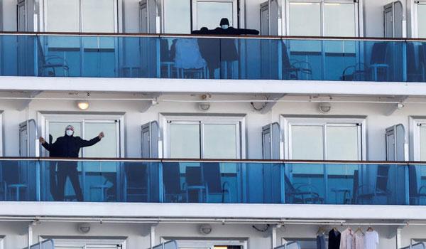 Κορονοϊός: Πέθαναν δύο επιβάτες του Diamond Princess - Έφτασαν τους 2.128 οι νεκροί