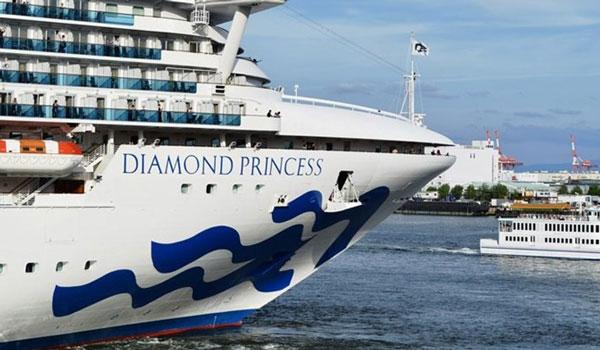 Κορονοϊός: «Αισθάνθηκα τρόμο στο Diamond Princess», λέει Ιάπωνας λοιμωξιολόγος