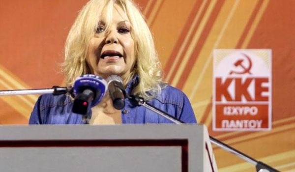 Παραιτείται από ευρωβουλευτής η Σεμίνα Διγενή – Κατεβαίνει στις εθνικές εκλογές με το ΚΚΕ