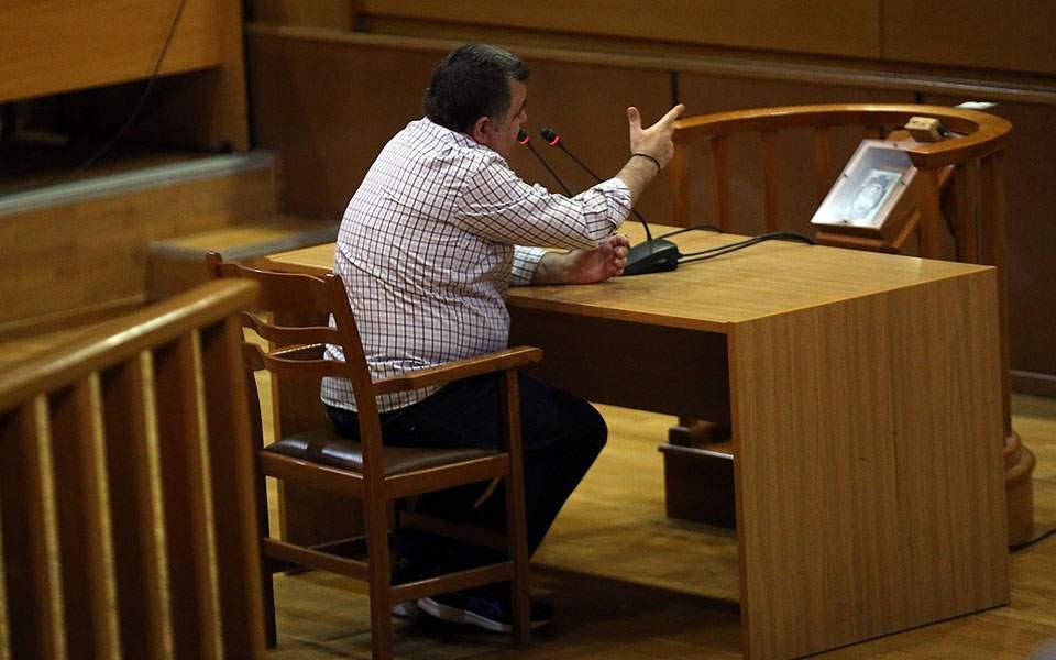 Αμετανόητος Ρουπακιάς για τη δολοφονία Φύσσα: Εχει γίνει μια απλή ανθρωποκτονία και το έκαναν ...