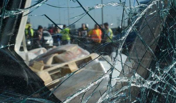 Τροχαίο δυστύχημα με δύο νέους νεκρούς στη Δράμα