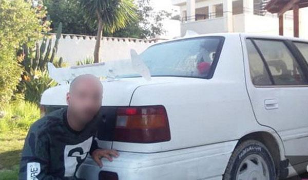 Κρήτη: Αυτό είναι το αυτοκίνητο του 27χρονου καθ' ομολογίαν δολοφόνου της βιολόγου
