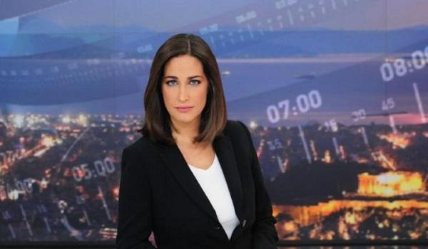 """Το """"αντίο"""" της Δώρας Αναγνωστοπούλου στην ΕΡΤ και η σπάνια φωτογραφία"""