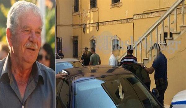 Ξανά στο εδώλιο ο 45χρονος που σκότωσε τον Παντελή Δουρουντάκη