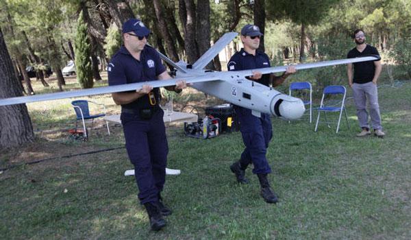 Μυστήριο με πτώση drone της ΕΛΑΣ σε ταράτσα στα Εξάρχεια