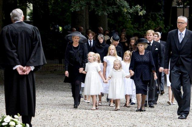 Πένθος στη βασιλική οικογένεια της Ολλανδίας - Έφυγε από τη ζωή η πριγκίπισσα Χριστίνα