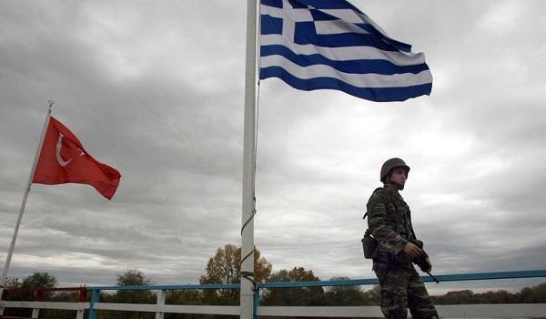 Σύλληψη Έλληνα από τις τουρκικές αρχές στον Έβρο