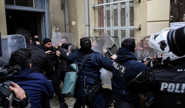 Έγκλημα στο Ηράκλειο: Φυγαδεύτηκε μετά την προθεσμία ο δράστης της δολοφονίας