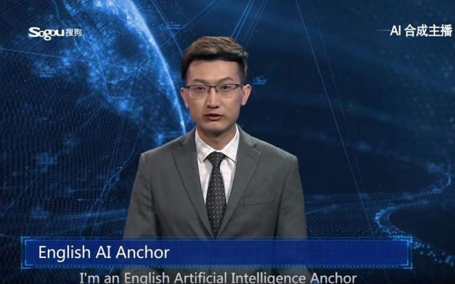 Ο πρώτος εικονικός δημοσιογράφος στον κόσμο είναι Κινέζος