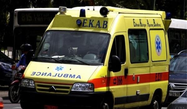 Τρομακτικό τροχαίο στην Κρήτη με δύο τραυματίες