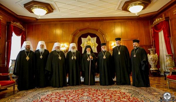 Το Οικουμενικό Πατριαρχείο αναγνώρισε την αυτοκεφαλία της Εκκλησίας της Ουκρανίας