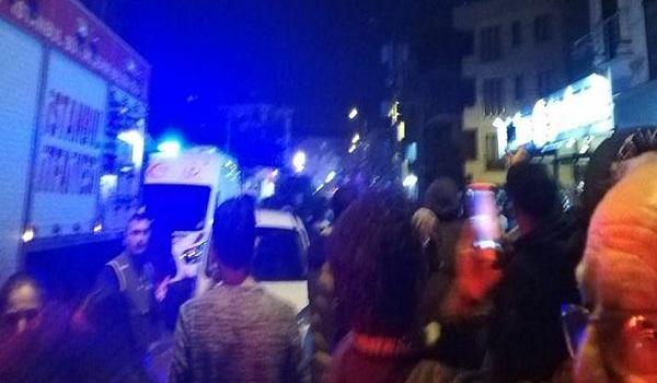 Κωνσταντινούπολη: Έπεσε ελικόπτερο σε κατοικημένη περιοχή. 4 νεκροί