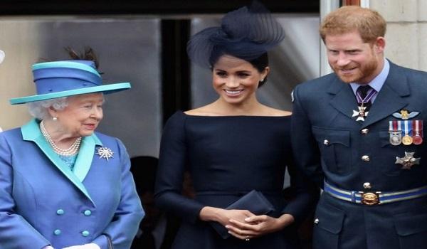 Επίσημα εκτός παλατιού Harry και Meghan Markle! Η ανακοίνωση της βασίλισσας Ελισάβετ