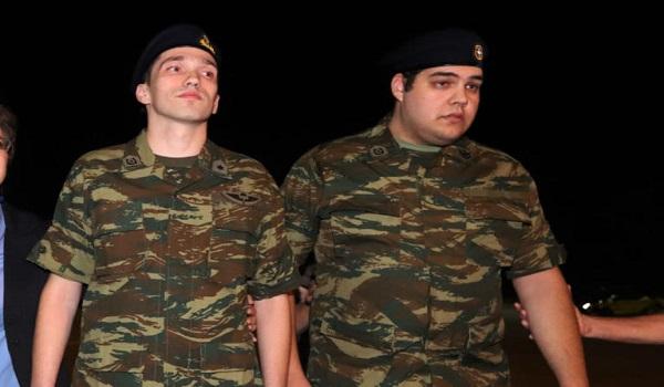Έλληνες Στρατιωτικοί: Αυτό ήταν το λάθος μας – Πως περιγράφουν τη στιγμή της σύλληψής τους