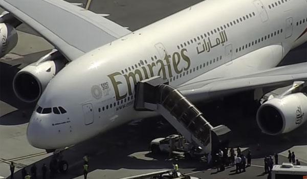 Συναγερμός στο διεθνές αεροδρόμιο του Ντουμπάι λόγω drone