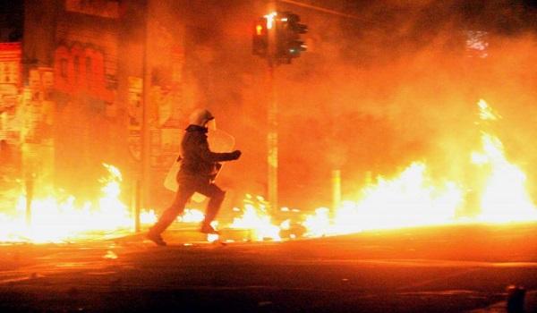 Υπ. Προστασίας του Πολίτη: Τα επεισόδια ήταν περιορισμένης και ελεγχόμενης έκτασης