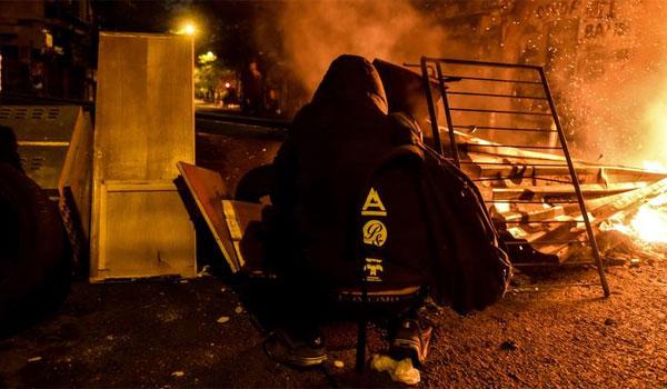 Δεκατρείς συλλήψεις στα επεισόδια για τα δέκα χρόνια από τη δολοφονία Γρηγορόπουλου